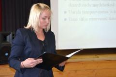 43. üle-eestiline koolinoorte kodu-uurimiskonverents Paides 14. oktoobril 2011