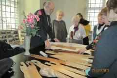 Tallinna Linnamuuseumi kodu-uurimise ring 50 - juubeli tähistamine 25. aprillil 2013
